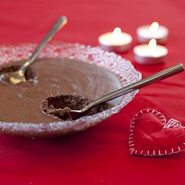 Pic of Easy chocolate mousse