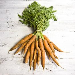 Pic of Moroccan carrot salad