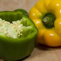 Pic of Stuffed peppers