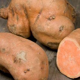 Pic of Sweet potato, chorizo and chard cassoulet