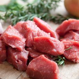 Pic of Spanish lamb stew