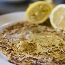 Pic of Crespolini pancakes