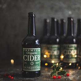Dunkerton's premium cider