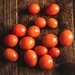 Red baby plum tomatoes 250g