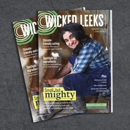 Wicked Leeks magazine