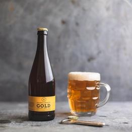 Atlantic gold ale 50cl