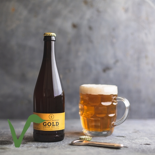 Atlantic gold ale 50cl