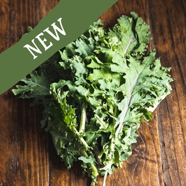 Baby red Russian kale 200g