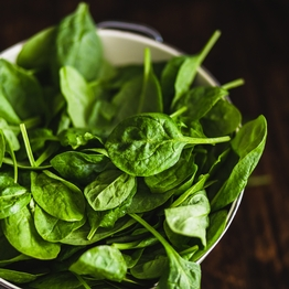 Baby spinach 150g