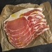 Unsmoked back bacon 184g