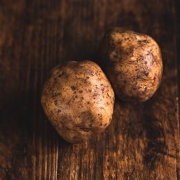 Baking potatoes x2