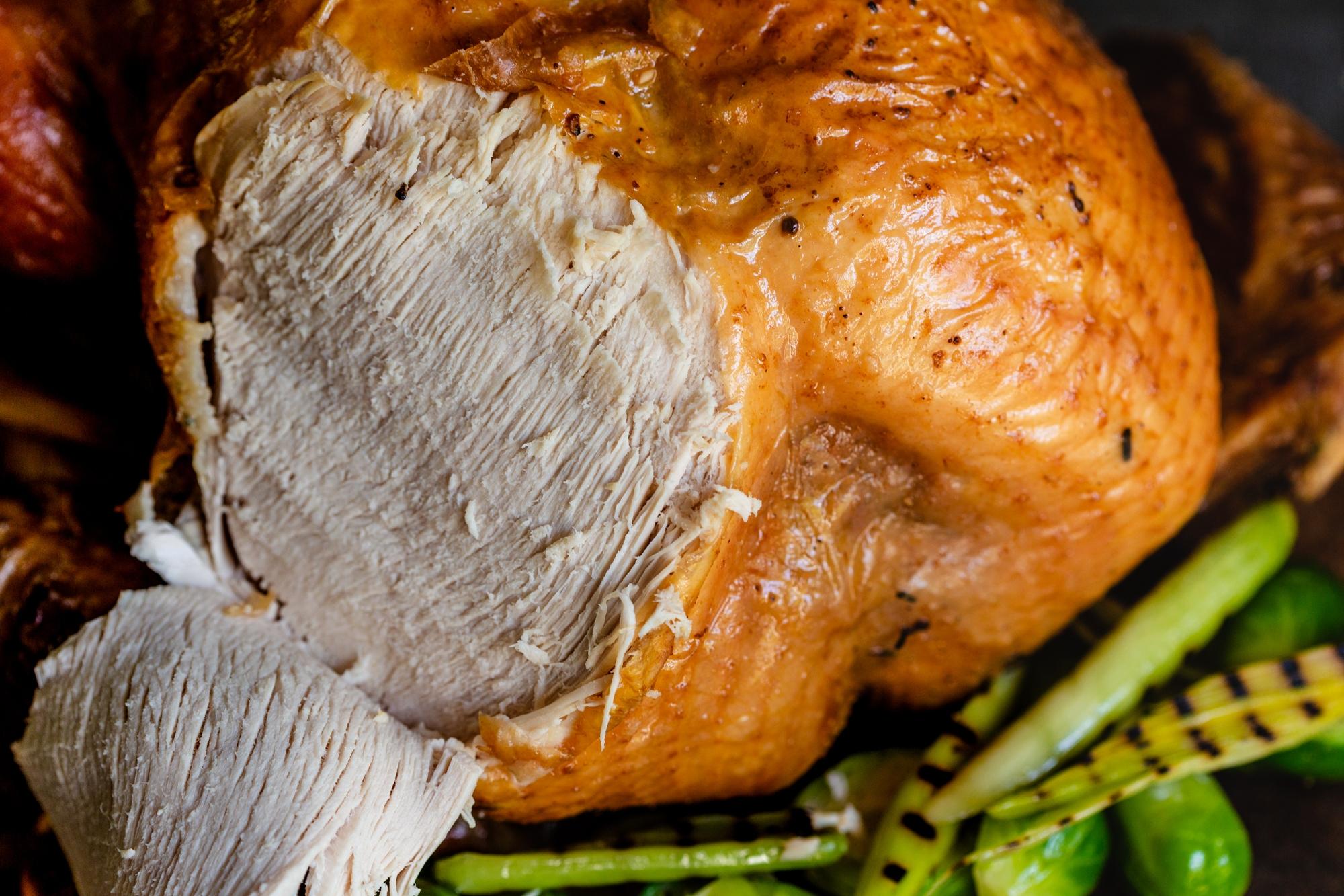 Turkey banquet (feeds 15+)