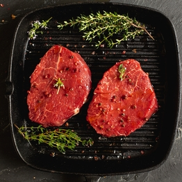 Beef fillet steaks 300g
