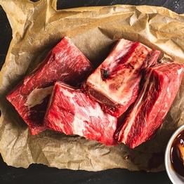 Beef ribs 900g