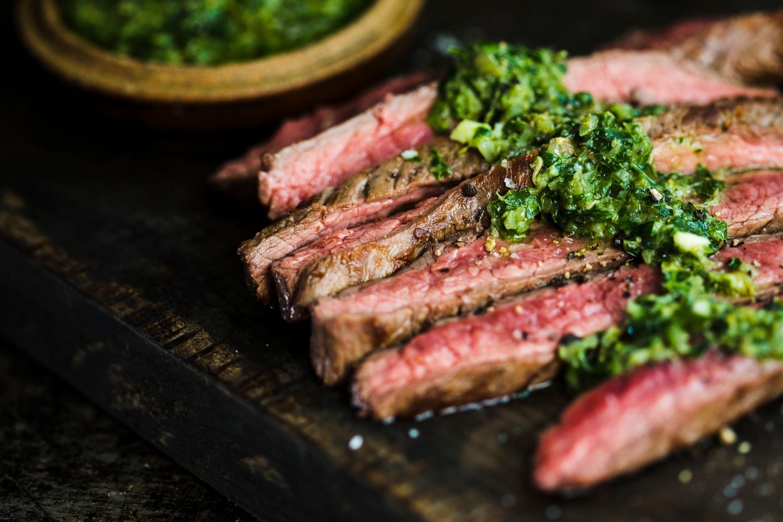 Beef bavette