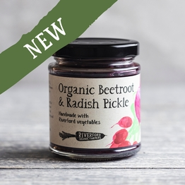Beetroot & radish pickle 180g
