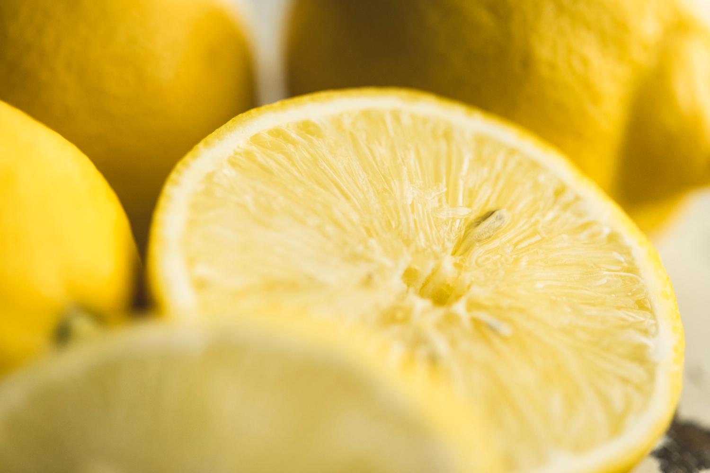 Bergamot lemons