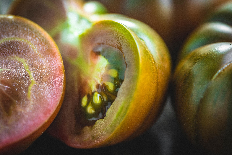 Black Pearl tomatoes