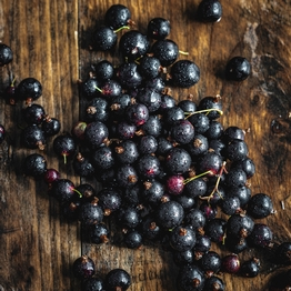 Blackcurrants 125g