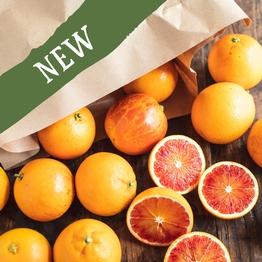 Blood oranges for juicing 3kg