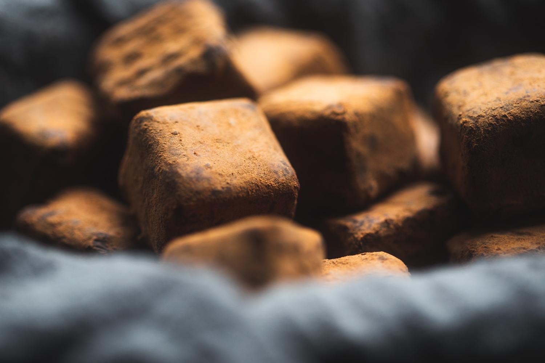 Booja-booja hazelnut truffles