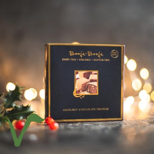 Booja-booja hazelnut truffles 104g