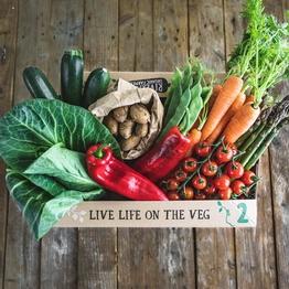 Seasonal organic veg box - medium