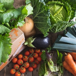 Quick organic veg box - medium