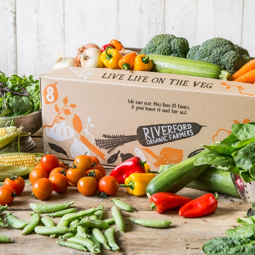 Quick organic veg box – large