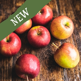 Braeburn apples 750g