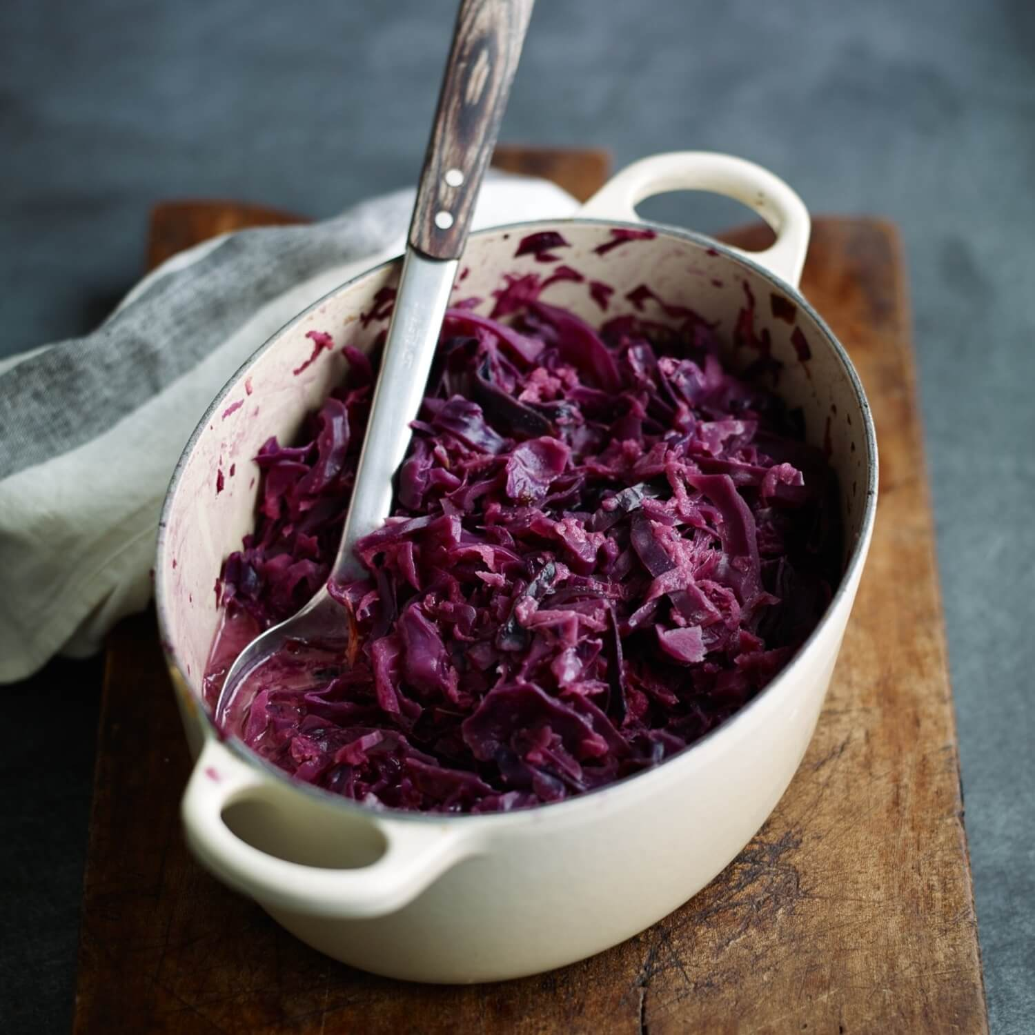 Braised Red Cabbage Recipe Riverford