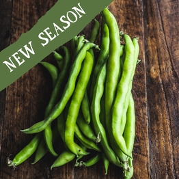 Broad beans 750g