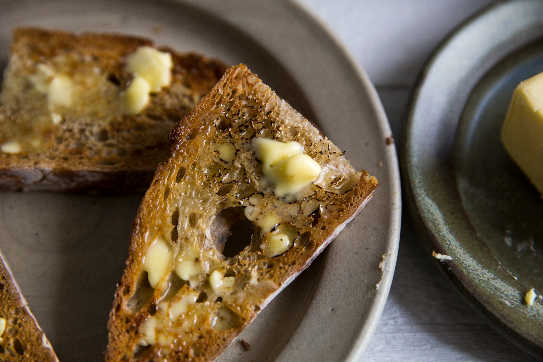 Brue valley butter