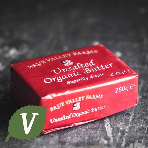 Brue valley unsalted butter 250g