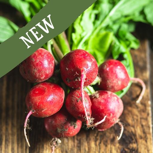 Bunched radish 200g