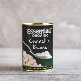 Tinned cannellini beans