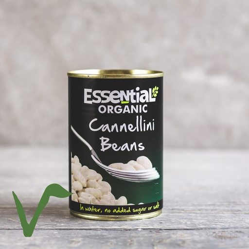 Tinned cannellini beans 400g
