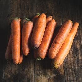 Juicing carrots