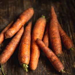 Carrots 750g