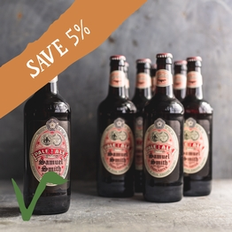 12 x Samuel smith's pale ale 55cl