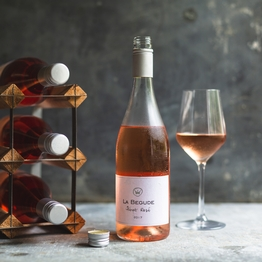Domaine Begude pinot rosé