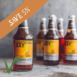 8 x Whitstable bay ale 50cl