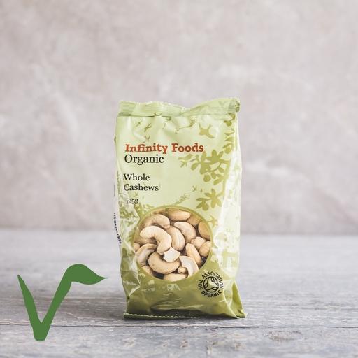 Cashew nuts 125g