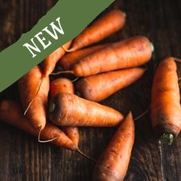 Chantenay carrots 750g