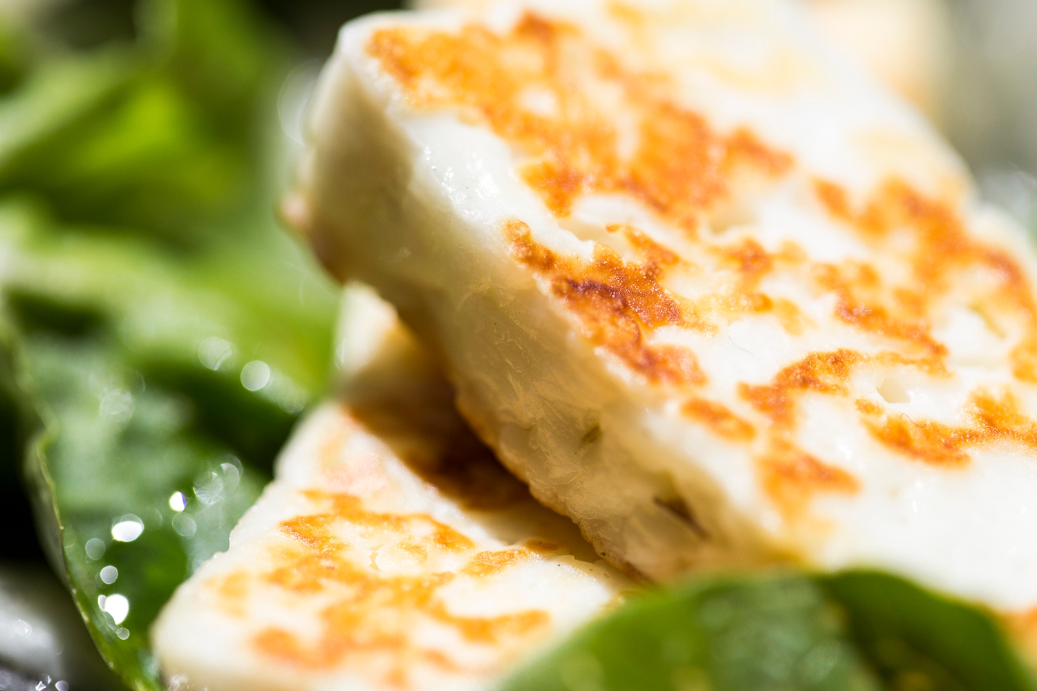 High weald halloumi