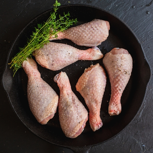 Chicken drumsticks 700g