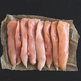 Chicken mini breast fillets 250g
