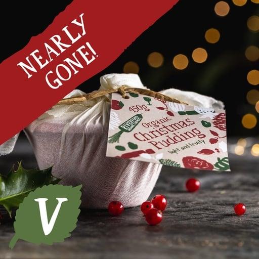Christmas pudding 450g