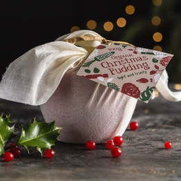 Large Christmas pudding 900g
