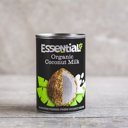 Tinned coconut milk